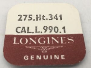 【送料無料】腕時計 longines cal l9901 part 275 ht 341