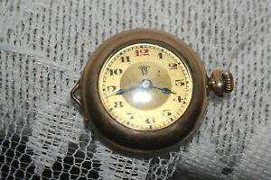 【送料無料】腕時計 アンティークレディースポケットケース:hokushin