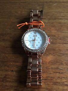 【送料無料】腕時計 ロンドンファッションウォッチ an london stone encrusted fashion watch w28412