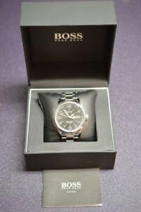 【送料無料】腕時計 メンズヒューゴボスパイロットnever worn mens hugo boss pilot edition wristwatch hb2791142871