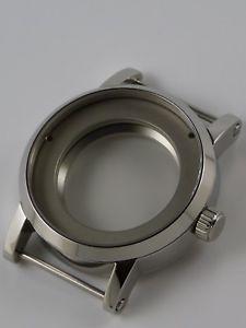 【送料無料】腕時計 サファイアケースboitier montre empire 41mm eta 2824 sw200 acier policylin saphir watchcase