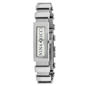 【送料無料】腕時計 クラシックウォッチnina ricci womens 42200 classic watch
