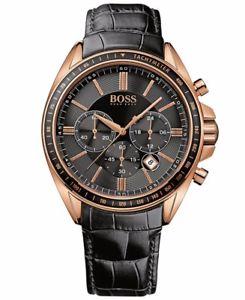 【送料無料】腕時計 ヒューゴボスメンズドライバークロノグラフローズゴールド¥ウォッチhugo boss hb1513092 driver chronograph mens rose gold watch rrp 350
