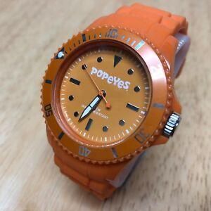 【送料無料】腕時計 mウルトラライトベゼルアナログクォーツバッテリpopeyes men 50m ultra light moving bezel analog quartz watch hours~date~ batt