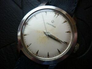 【送料無料】腕時計 certina 1960s