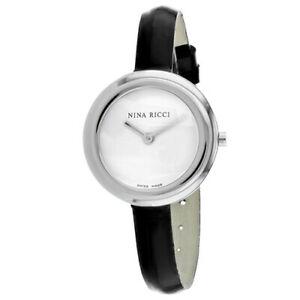 【送料無料】腕時計 クラシックウォッチnina ricci womens 42500wb classic watch