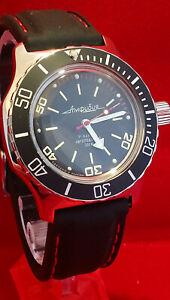 【送料無料】腕時計 ヴォストークロシアウォッチ stunning vostok russian military watch icial uk retailer