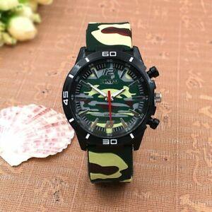 【送料無料】腕時計 スポーツカジュアル2019 pinbo brand men army sports casual quartz watch men camouflage outdo