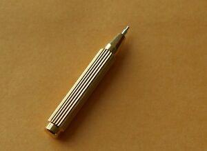 【送料無料】腕時計 プッシャーウォッチスタイラスiwc watch setting gold plated pusher stylus