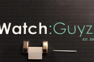 【送料無料】腕時計 ミハエルパーカーローズリンクピンmichael kors parker roseblush replacement watch link amp; pin mk5896