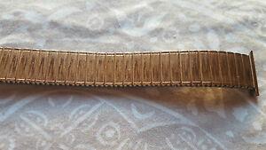 【送料無料】腕時計 ブレスレットドーレメーカフレックスbracelet montre extensible dore   marque fixo flex 20mm  rz15