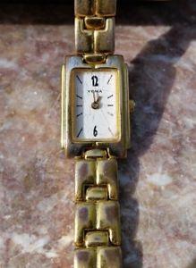 【送料無料】腕時計 montre femme yema quartz