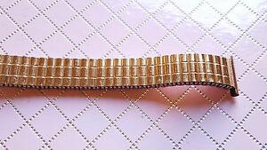 【送料無料】腕時計 ブレスレットドーレメーカフレックスbracelet montre extensible dore   marque fixo flex  20mm    rz44