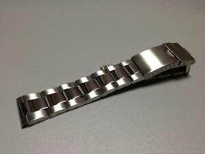 【送料無料】腕時計 cinturini in acciaio terminale piatto 20 mm cin07