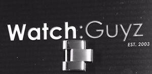 【送料無料】腕時計 ミハエルシルバートーンピンリンクmichael kors runway polished silver tone watch replacement link amp; pin mk5401