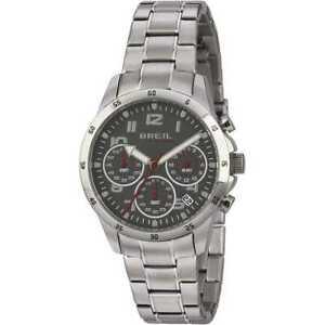 【送料無料】腕時計 モーダサーキットグラフィカルネロmoda orologio breil tribe circuito uomo cronografo nero ew0379