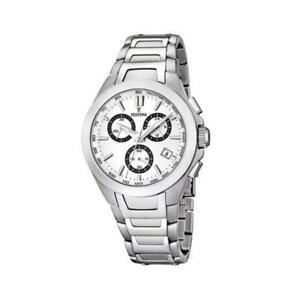 【送料無料】腕時計 クロノグラフアルグラフィカルorologio festina chronograph f166784 al quarzo analogico cronografo acciaio acc