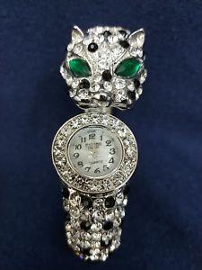 【送料無料】腕時計 フィガロブレスレットfigaro couture cheetah bracelet watch