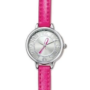 【送料無料】腕時計 エイボンストラップウォッチボックスavon breast cancer crusade skinny strap watch  in box with instructions