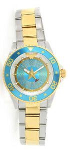 【送料無料】腕時計 コミックメートルトーンステンレススチールinvicta womens dc comics quartz 100m two tone stainless steel watch 29692