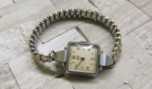 【送料無料】腕時計 ビンテージザベルタ#マニュアルvintage velta women039;s manual wind wristwatch ~ 9h7234