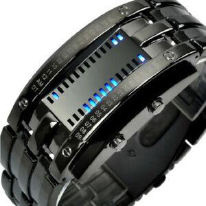 【送料無料】腕時計 ファッショントレンドカップルkorean version of the mens fashion trend led personality couple electronic watch