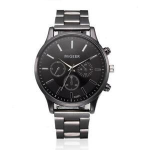 【送料無料】腕時計 ファッションクリスタルステンレススチールアナログクォーツfashion crystal stainless steel analog quartz wrist watch
