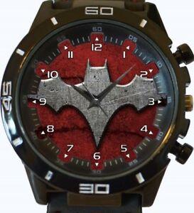 【送料無料】腕時計 バットマンバットウィングスポーツbatman bat wings gt series sports wrist watch