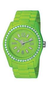 【送料無料】腕時計 ディスコグリーンアナログプラスチックグリーンedc by esprit disco glam green ee900172006 analog kunstst grn