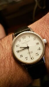 【送料無料】腕時計 ジャンビンテージメートルリレーmontre vuillemin regnier vintage acier 17jewels wr 30m fonctionne