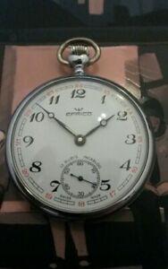 【送料無料】腕時計 ポケットウォッチefrico 17 rubis incabloc taschenuhr