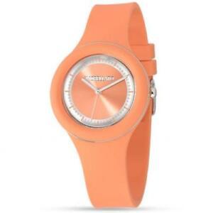 【送料無料】腕時計 ダドナオレンジmorellato colours,orologio da polso donna,37 mm,arancione,cristalli,r0151114581