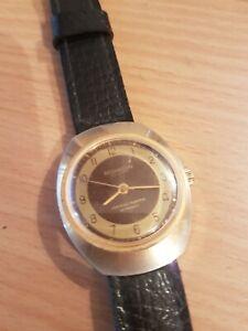 【送料無料】腕時計 ancienne montre mecanique besancon spih ref mouvement fonctionnel