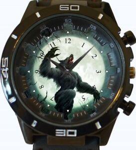 【送料無料】腕時計 スポーツwerewolf in fullmoon gt series sports wrist watch fast uk seller