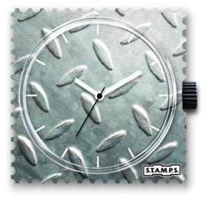 【送料無料】腕時計 スタンプstamps stamps uhr watch metallic floor