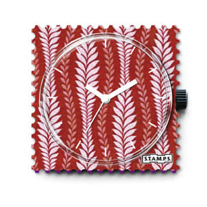 【送料無料】腕時計 スタンプstamps stamps uhr watch coral