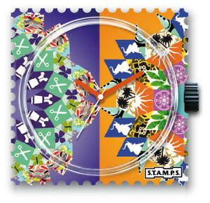 【送料無料】腕時計 スタンプシザーシスターズstamps stamps uhr watch  scissor sisters