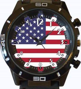 【送料無料】腕時計 アメリカスポーツフラグflag of united states of america gt series sports wrist watch