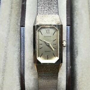 【送料無料】腕時計 クォーツレディースオリジナルボックスschne dugena quartz damenuhr in originalbox