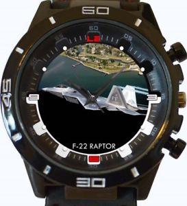 【送料無料】腕時計 ラプタースポーツf22 raptor jet fighter gt series sports wrist watch