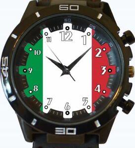 【送料無料】腕時計 イタリアシリーズスポーツフラグflag of italy gt series sports wrist watch