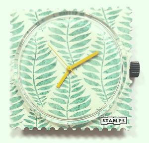 【送料無料】腕時計 #リモート#stampsuhr 034;fern034;