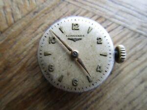 【送料無料】腕時計 ビンテージレディースパーツvintage ladies longines manual movement cal 1315 for parts