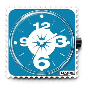 【送料無料】腕時計 スタンププライムタイムスタンプオレンジポインタstamps stamps uhr watch  prime time ,stamps, orangene zeiger