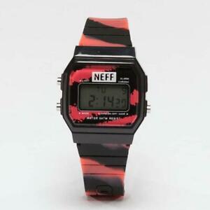 【送料無料】腕時計 ネフデジタルネイビーneff odessy digital watch navyinfrared adjustable