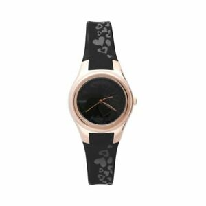 【送料無料】腕時計 リファレンスorologio stroili gomma nero ref 1657748