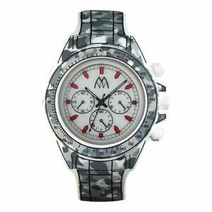 【送料無料】腕時計 グラフィックリストカムフラージュdigitona mm time,orologio led,design da cronografo,dgtc01wh,list95 ,camouflage