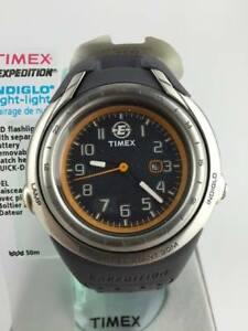 【送料無料】腕時計 スポーツゴムウォッチorologio timex expedition t41651 watch rubber led sport torcia analogico