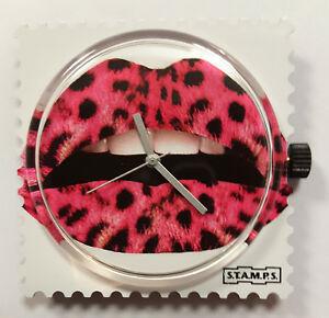 【送料無料】腕時計 #レオキス#stampsuhr 034;leo kiss034;