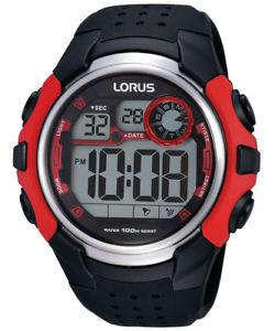 【送料無料】腕時計 デジタルクロノグラフクロノ×lorus herrenuhr digitalchronograph chrono r2393kx9
